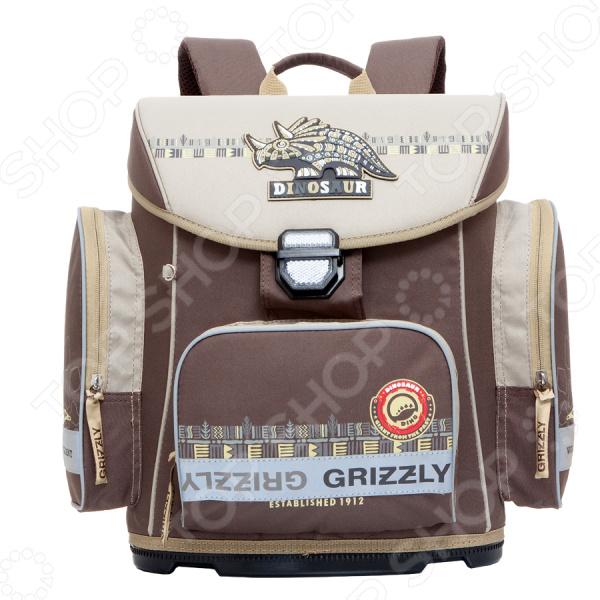 Рюкзак школьный Grizzly RA-675-2/1