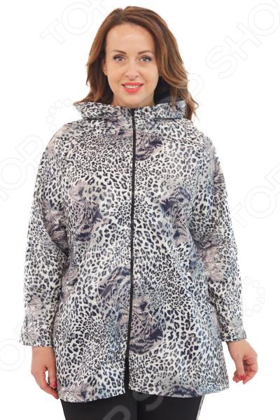 Куртка Лауме-Лайн «Леди Осень». Цвет: темно-серый