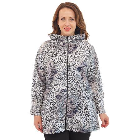 Купить Куртка Лауме-Лайн «Леди Осень». Цвет: темно-серый