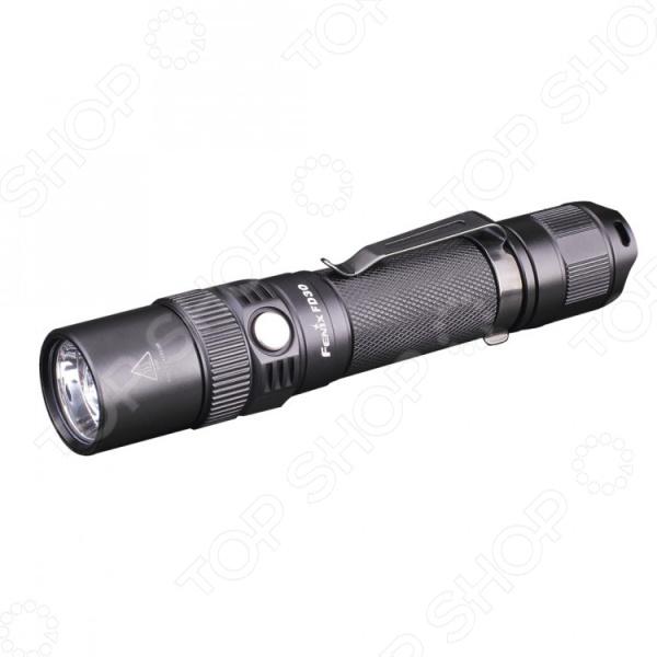 Фонарь туристический Fenix FD30 фонарь fenix hl23 grey