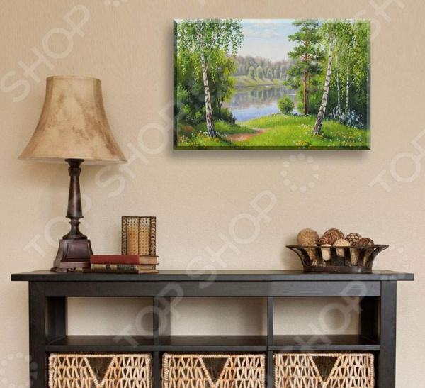 Картина ТамиТекс «Березки» картина тамитекс собор