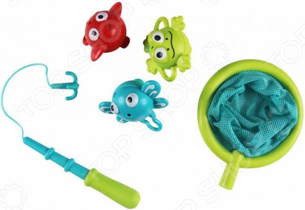 Игрушка для купания Hape «Набор для рыбалки»