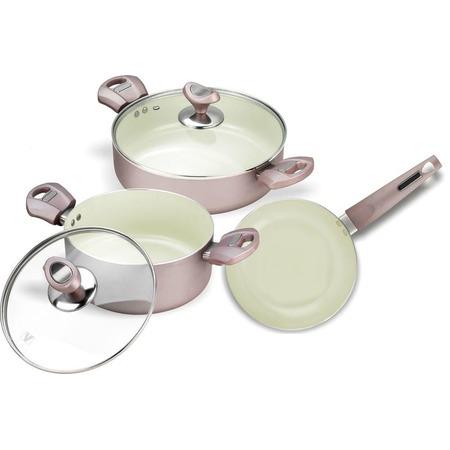 Купить Набор кухонной посуды c внутренним керамическим покрытием Vitesse VS-2217