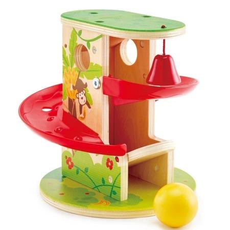 Купить Игрушка развивающая для малышей Hape «Горка для шариков»