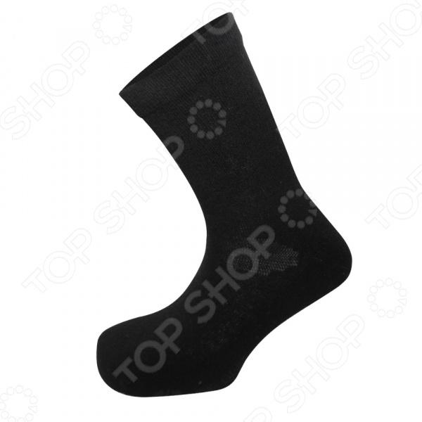 Носки Guahoo G52-9453CW/BK термоноски guahoo цвет черный g52 9453cw bk размер 35 38