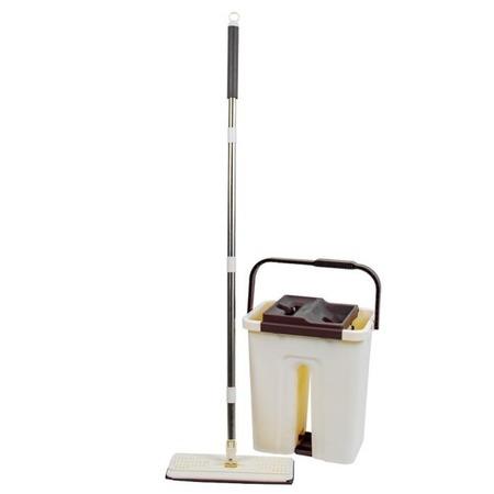 Купить Набор для уборки: швабра и ведро Greenberg GB-2103