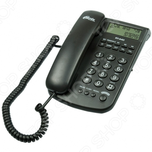 Телефон Ritmix RT-440 телефон