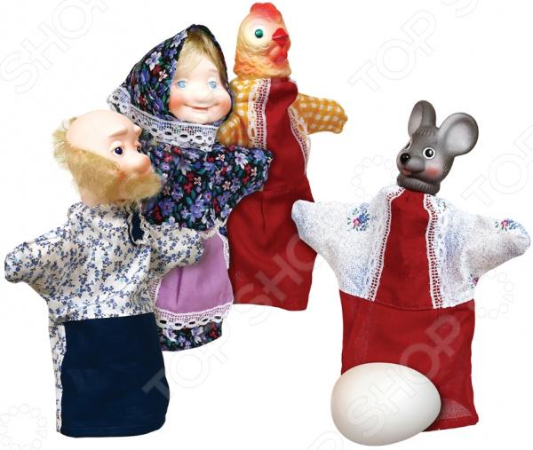Кукольный театр Огонек «Курочка Ряба»
