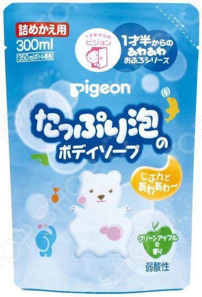 Мыло-пенка для детей Pigeon 4902508-081344
