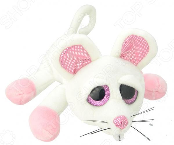Мягкая игрушка Wild Planet «Мышь белая» Мягкая игрушка Wild Planet «Мышь белая» /