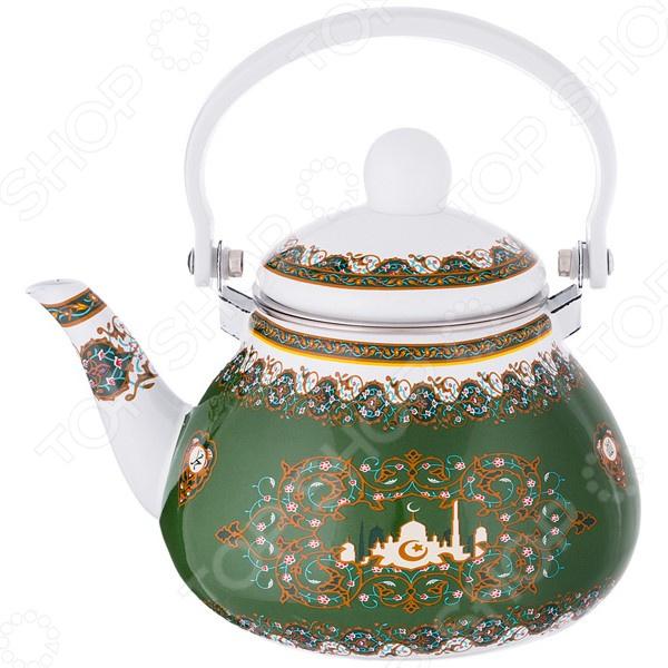 Чайник эмалированный Agness 934-333