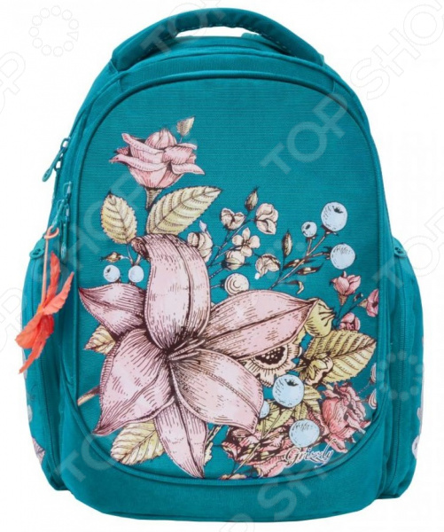 Рюкзак школьный Grizzly RG-867-1