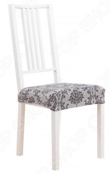 Zakazat.ru: Комплект натяжных чехлов на сиденье стула Еврочехол «Мадрид»