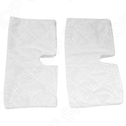 Накладки на швабру текстильные Shark Steam Pocket Mop. 2 Standard Pockets: 2 шт.