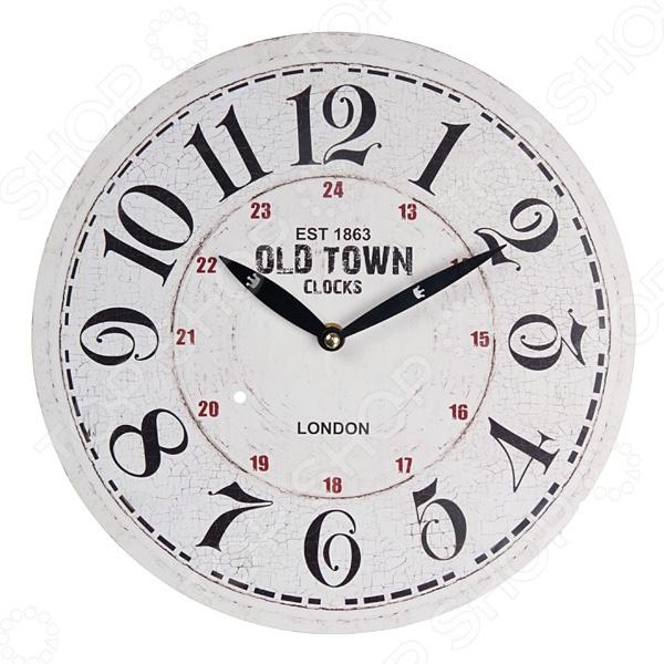 Часы настенные Mitya Veselkov Old Town mitya veselkov часы настенные