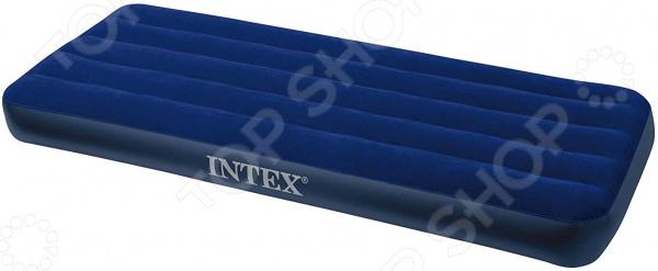 Кровать надувная Intex с68950 intex надувной матрас downy bed