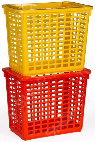 Набор корзин для хранения Полимербыт SGHPBKP103