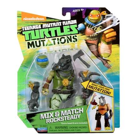 Купить Игрушка-фигурка Nickelodeon Mutation «Рокстеди»