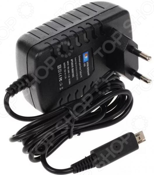 Устройство зарядное сетевое ASX для Acer Tablet PC Iconia Tab A510/A511/A700/A701 зарядное устройство xiaomi 10000mah tablet pc 2 0a ndy 02 ad