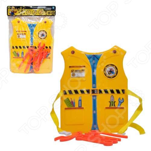 Игровой набор для ребенка 1 Toy «Костюм Профи с жилетом - Мастер»
