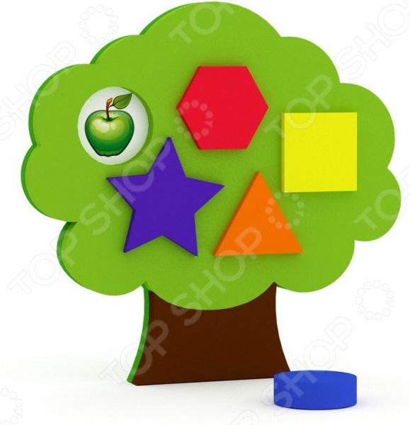 Игрушка-сортер логическая El Basco «Дерево»