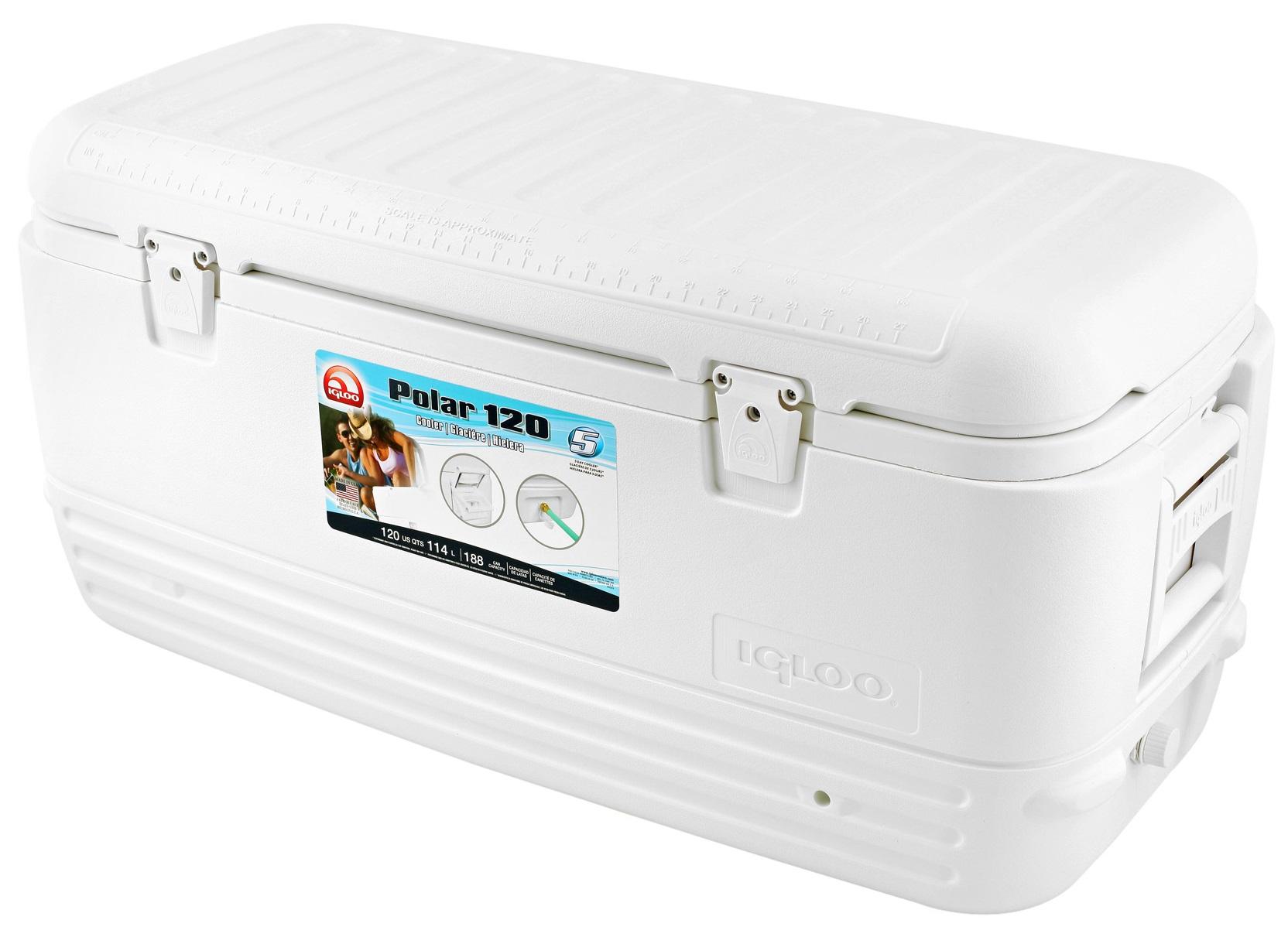Контейнер изотермический Igloo Polar 120