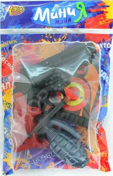 Игровой набор для мальчика Yako «Полиция» 1724718