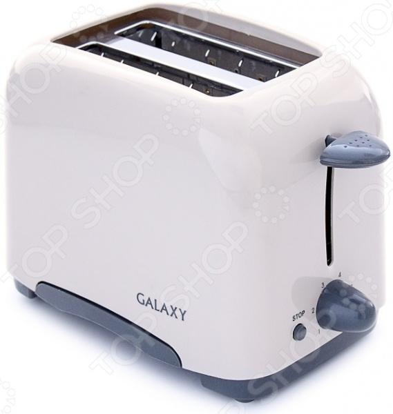 Тостер Galaxy GL 2901 тостер galaxy gl 2902