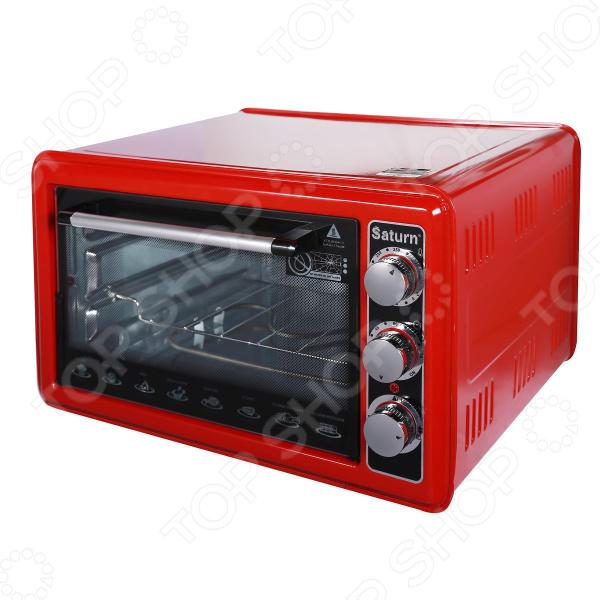 Мини-печь ST-EC 1075 Red