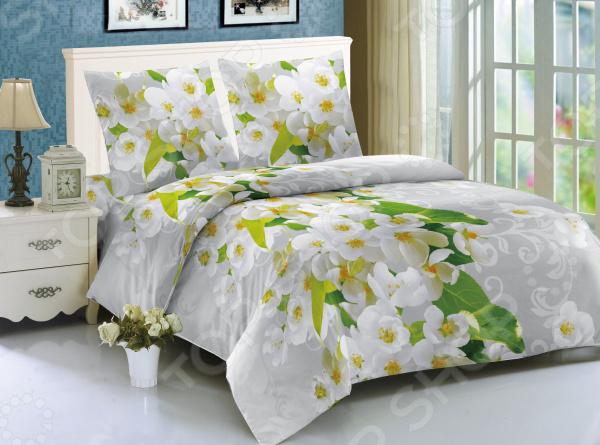 Комплект постельного белья Amore Mio Hamburg. 1,5-спальный