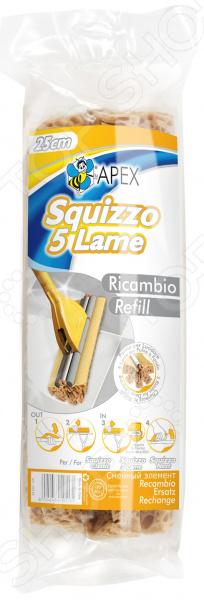Насадка для швабры Fratelli RE Bee5piu 10518-A сменная насадка для швабры fratelli re 28 см