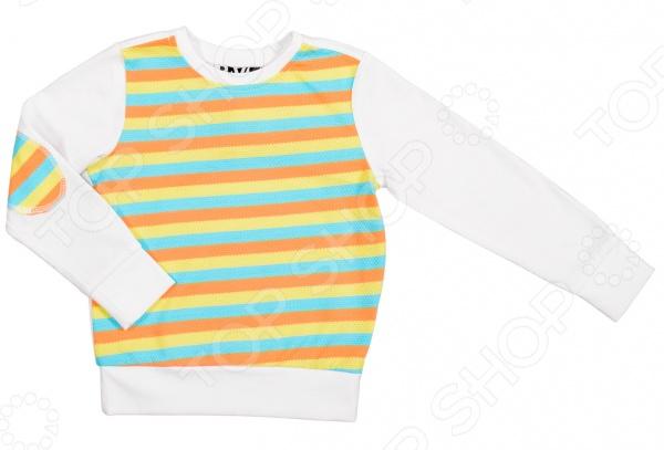 Джемпер для девочки RAV RAV03-020  платье для девочки rav rav03 012