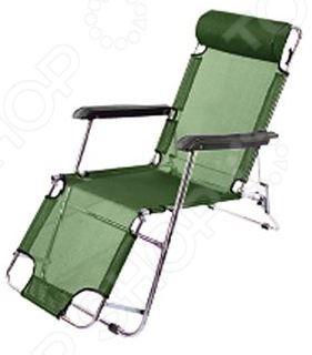 Кресло складное WoodLand Lounger Textilene