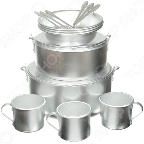 Набор посуды походный МТ096 библейское консультирование