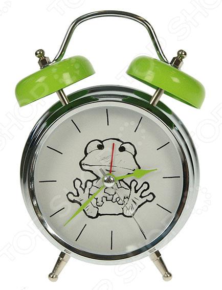 Часы-будильник «Лягушка»