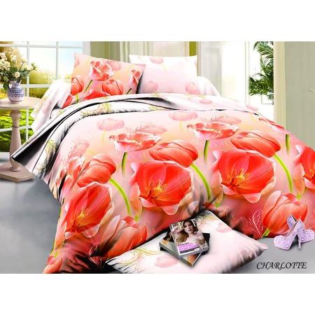 Купить Комплект постельного белья Jardin Charlotte. Семейный