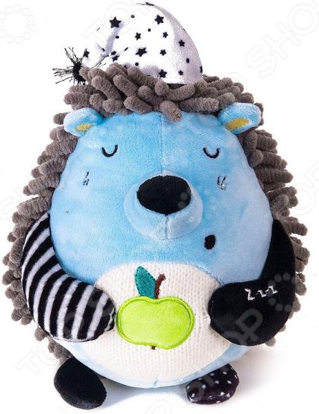 Мягкая игрушка Gulliver «Ежик Засоня» мягкие игрушки gulliver ежик