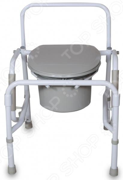 Кресло-туалет Amrus Enterprises AMCB6807 кресло туалет amrus enterprises amcb6806