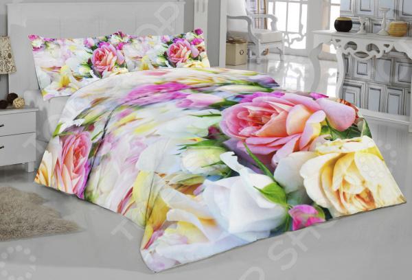 Комплект постельного белья «История любви»