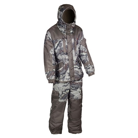 Купить Костюм для охоты и рыбалки зимний Huntsman «Ангара». Рисунок: аллигатор