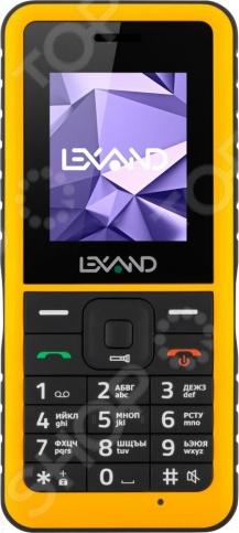 Мобильный телефон защищенный Lexand R1 Rock цены