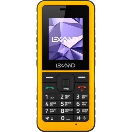 Мобильный телефон защищенный Lexand R1 Rock