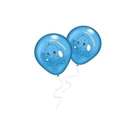 Купить Набор воздушных шаров Everts «Слоненок»