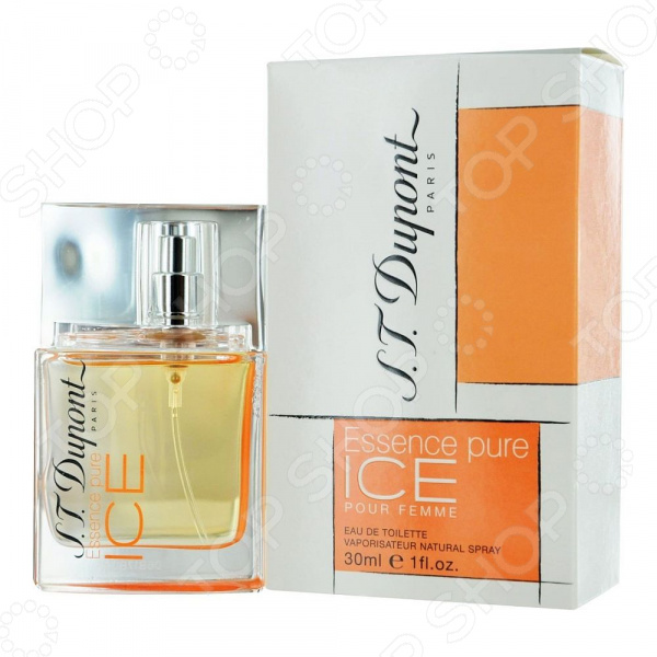 Туалетная вода для женщин S.T. Dupont Essence Pure Ice essence pure ice w edt spr