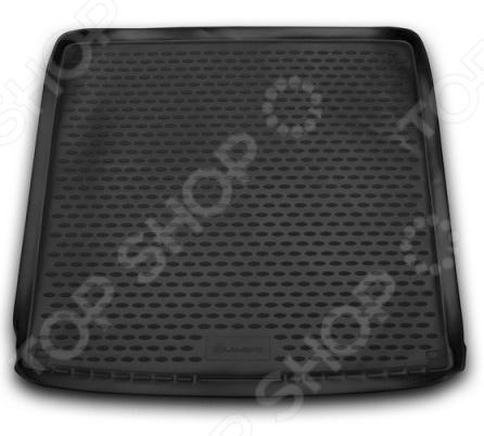 Коврик в багажник Element Renault Duster 4WD, 2011-2015, 2015, кроссовер коврик багажника rival для renault duster 4wd 2010 2015 2015 н в полиуретан 14701006