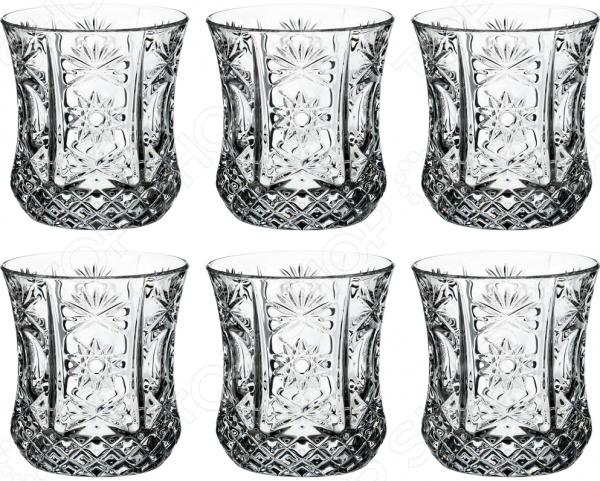 Набор стаканов RCR «Имперо» 305-112 набор стаканов rcr адажио 400 мл 6 шт