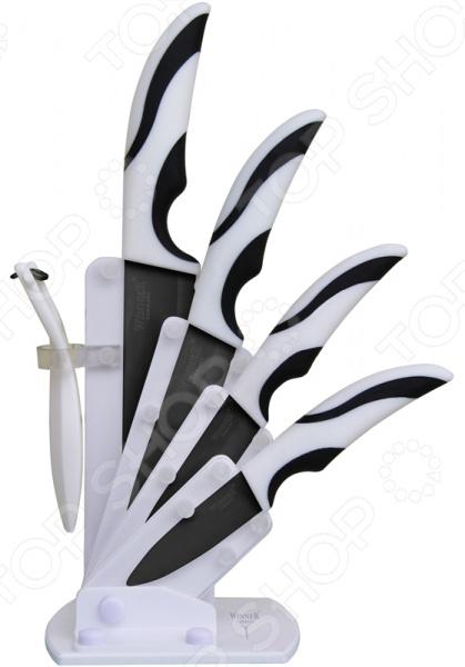 Набор керамических ножей Winner WR-7321 winner термос металлический
