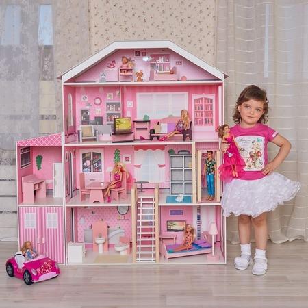 Купить Домик интерактивный для кукол PAREMO «Поместье Розабелла»