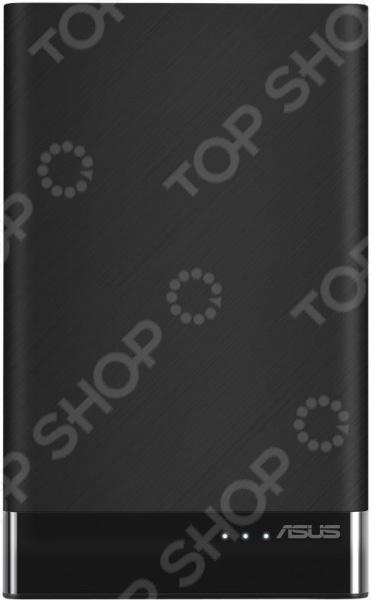 Аккумулятор внешний Asus ZenPower ABTU015 мобильный аккумулятор asus zenpower abtu011 li ion 10050mah 2 4a золотистый 2xusb