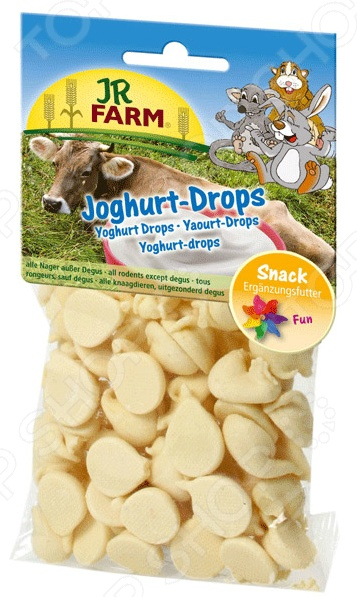 Лакомство для грызунов JR Farm Jogurt Drops